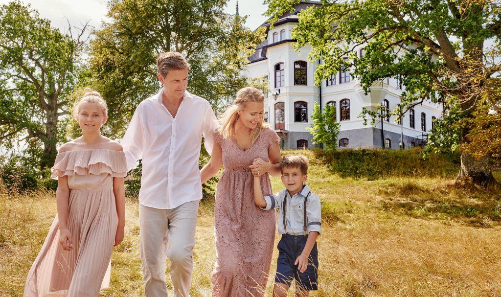 Fra Miami-luksus til renovering av et slott i Sverige – Drømmen om slottet.