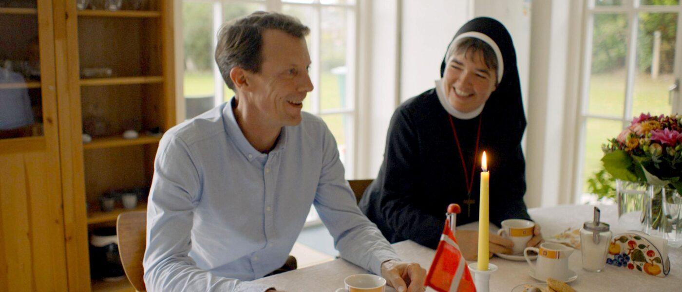 Prins Joachim fortæller om vores tro